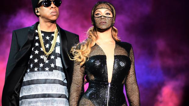 Beyonce & JAY Z - On The Run Tour - San Francisco