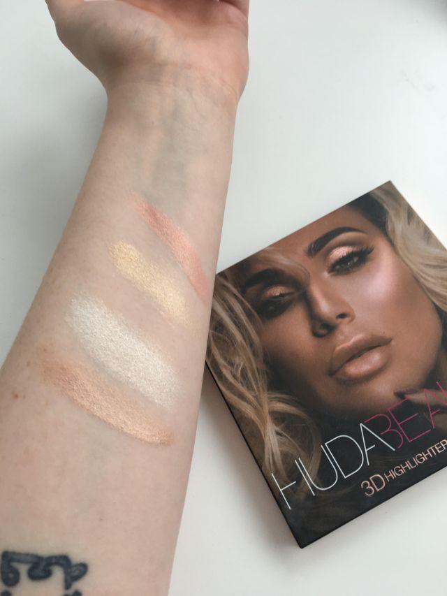 huda highlighter 2